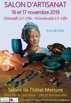 Salon ARTISANAT Rambouillet 2019