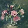Petites roses recadrées