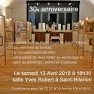 Invitation [Salon de Saint Hilarion 2019]