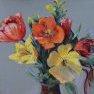 Couleur tulipe [Pastel - 50 x 40]