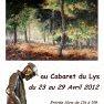 Affiche Avril 2012 - Chevreuse
