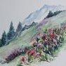 Courmayeur [Acrylique - 30 x 40]