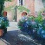 Détour en Provence [Acrylique]